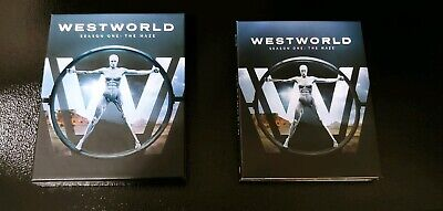 Westworld: The Complete First Season (Blu-ray)