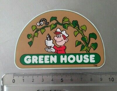 Game and watch nintendo - Green House - Stickers