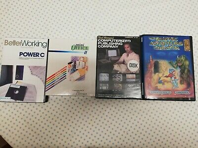 Utilities Bundle on Floppy Disk For The Commodore 64 C64