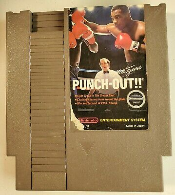 Mike Tyson's Punch-out!! - Nintendo (NES)