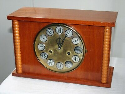 Large Vintage Clock Case (and hands)