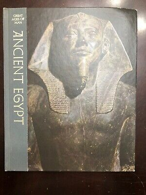 Vintage Time LIfe Books Great Ages of Man Ancient Egypt Hardcover BOOK