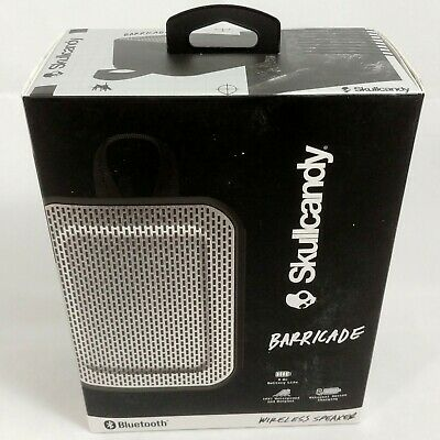 Skullcandy Barricade Portable Speaker - Black