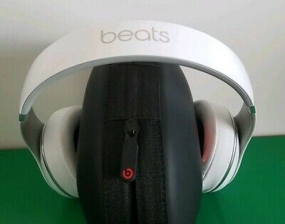 Beats by Dr. Dre Studio Over-the-ear Wireless Headphones - White