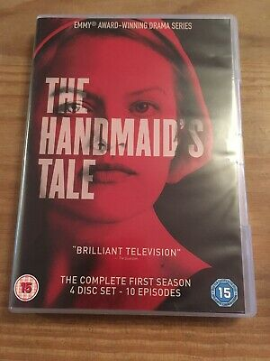 The Handmaids Tale Complete First Season DVD Series One
