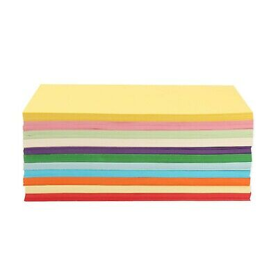 180gsm A4 Coloured Card Cardboard Craft Paper Making Cardstock Premium
