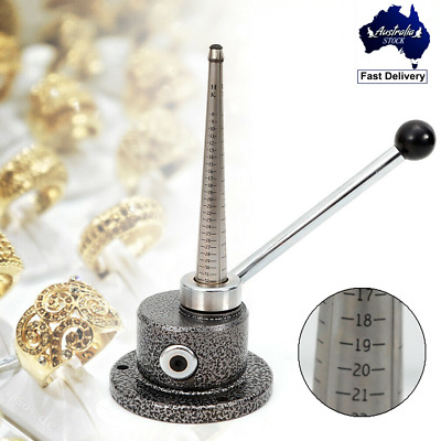 Manual Ring Stretcher - Ring Sizer - Ring Enlarger - Jewellery Making Tool