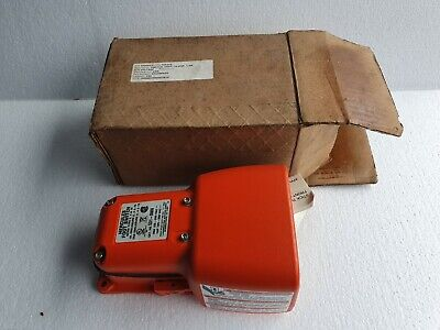 Hercules Foot Switch 531-SWH, 20 Amp, 125-250 VAC, 1 Hp, NEW, Made in USA,
