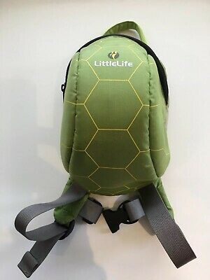 Little Life Turtle Backpack & Reins