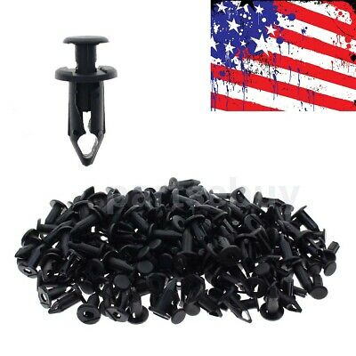 100x Fender Clip Body Rivet ATV Clips For Polaris Sportsman Rangers Rzr 766185