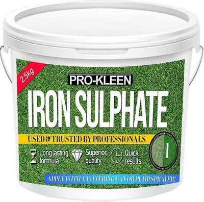 50//50 SOLUBLE IRON BY AMTECH AMENITY GREEN UP-FERROUS SULPHATE HEPTAHYDRATE