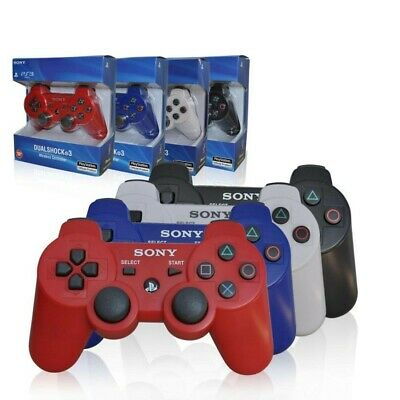 Bluetooth PS3 Controller SixAxis Wireless Dualshock3 Controller For PlayStation3