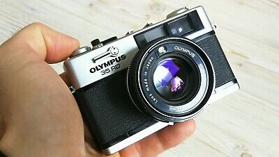 Olympus 35 RD Zuiko 40mm f1.7 rangefinder camera tested with film examples