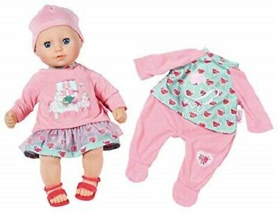 Zapf Creation Baby Annabell Little Annabell Doll 36cm & 2 Outfits Outfit Set