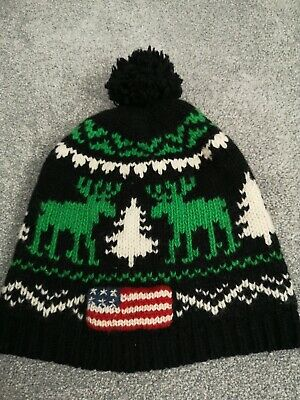 Ralph Lauren Winter Hat Wool one Size