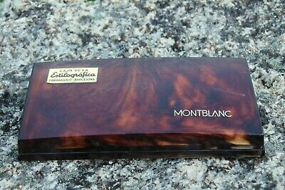 Montblanc  Box  Years 60 For Tree Pens