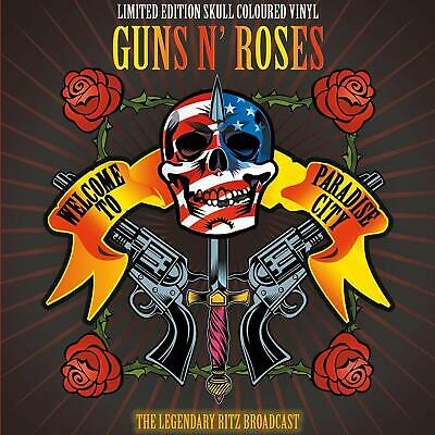 Guns N' Roses - Welcome To Paradise City: Limited Edition Skull Coloured Vinyl