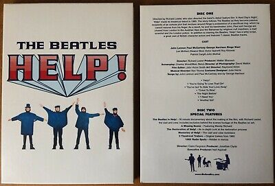 The Beatles Help! - 2Dvd Pal