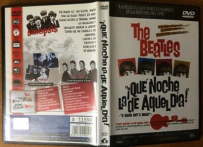 The Beatles ¡Que Noche La De Aquel Dia! - 2Dvd Pal