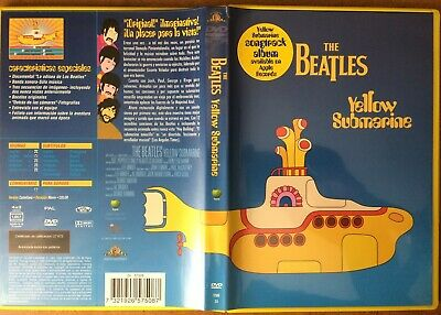 The Beatles Yellow Submarine - Dvd Pal