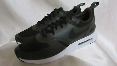 NIKE MEN'S AIR Max Vision Sneakers Shoes Black White 918230