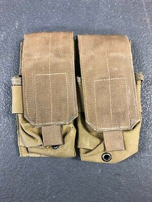 Eagle Industries Double Rifle Magazine 2X2 Pouch Coyote