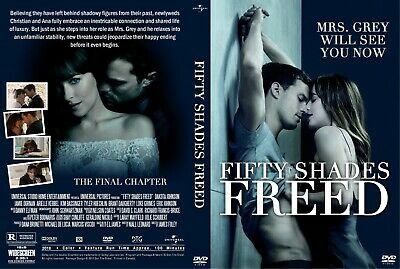 FIFTY SHADES FREED  high def  disc used with some scratches
