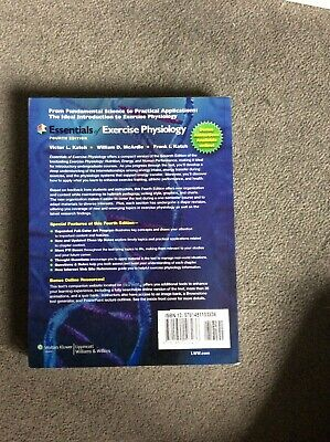 Essentials of Exercise Physiology by William D. McArdle, Frank I. Katch, Victor