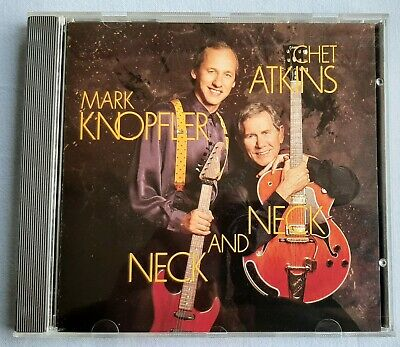 Chet Atkins And Mark Knopfler (Dire Straits) – Neck And Neck * CD *