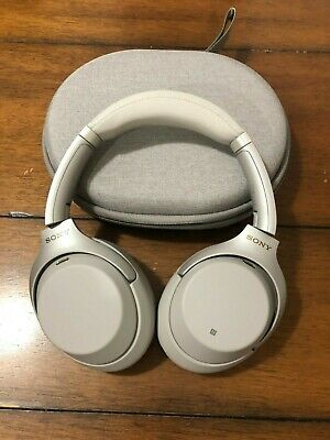 Sony Noise Cancelling WH1000XM3 (Genuine) Wireless Bluetooth Headphones