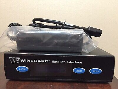 WB-2700 Winegard HD satellite interface for Movin View or RoadTrip