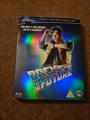 Back To The Future (Blu-ray, 2012)