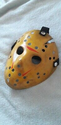 Jason vorhees hocky adult  mask friday the 13th freddy myers halloween