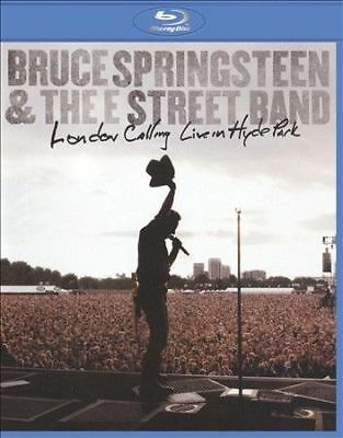 London Calling: Live in Hyde Park [DVD] by Bruce Springsteen/Bruce...