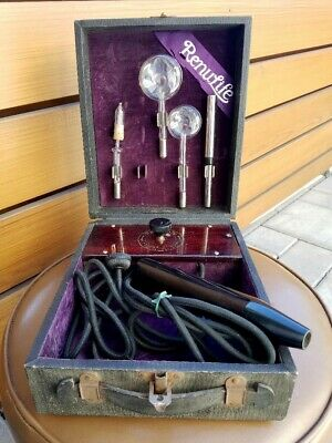 ANTIQUE Renulife VIOLET RAY Machine - Model K