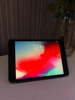 Apple iPad Mini (5th Generation) 64GB, Wi-Fi Space Grey + Case - Perfect Bundle