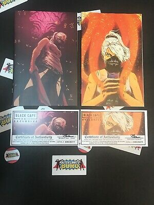 Something Is Killing The Children #1 & #2 virgin exclusive w/COA limited to 500