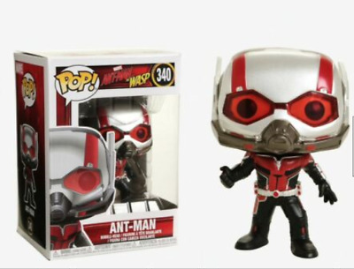 Funko pop Marvel Ant-Man & The Wasp - Ant-Man In Stock