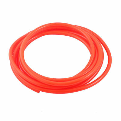 10mm OD 6.5mm Inner Dia Air Compressor PU Tube Pipe 5m 16.4ft for Pneumatics.