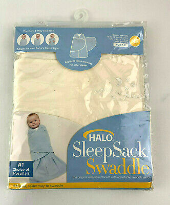Halo Sleep Sack Swaddle Newborn To 3 Month Back Is Best
