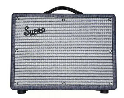 "🔥Supro 1970RK Keeley Custom 10"" 25 Watt All Tube Guitar Amplifier.  New"