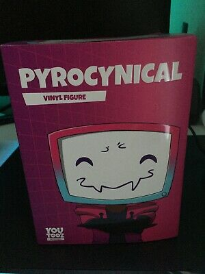 Pyrocynical Youtooz Vinyl Figure Sold Out Limited Edition