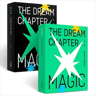 Tomorrow X Together TXT - The Dream Chapter: Magic CD+Photocard+Sticker+etc NEW