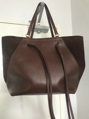 RM Williams Ladies Tote Bag Whiskey Colour - Barely Used. Excellent Condition!