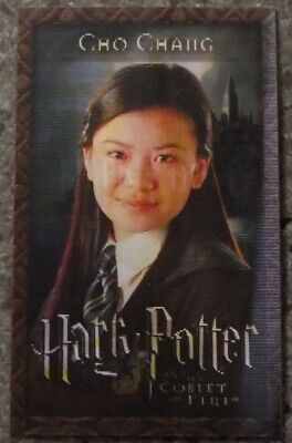 HP)             11  x  SCARCE HARRY POTTER GOBLET OF FIRE  3D TRADING CARDS