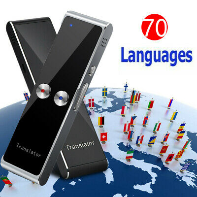 Translaty MUAMA Enence Smart Instant Real Time Voice 70+ Languages Translator AU