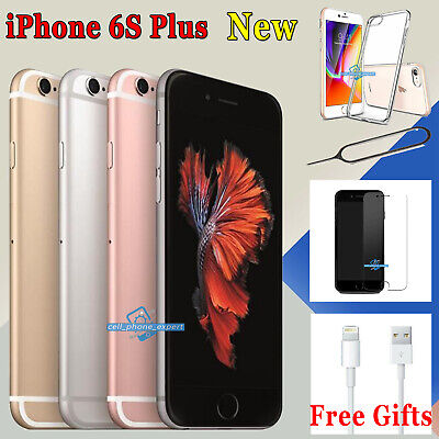 New Smartphone Apple iPhone 6s Plus Sim Free Unlocked 128 64 32 16GB All Colours