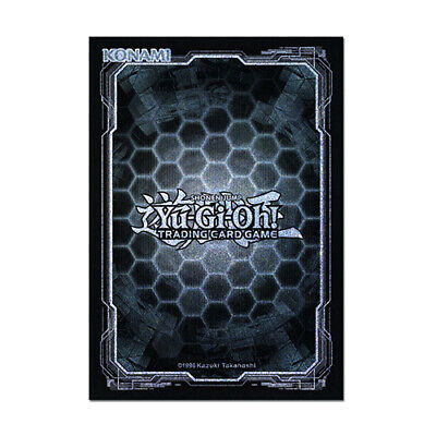 Ultra Pro Small Yugioh Dark Hex Trading Card Sleeves 50 Per Pack