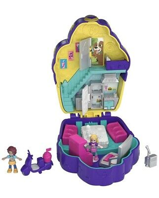 Polly Pocket FRY36 Sweet Treat Compact BRAND NEW IN BOX