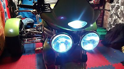 Triumph led parking light bulb 955i early Street Triple upgrade kit.